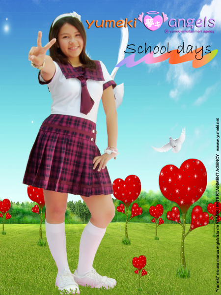 Brisa Yumeki Angels School Days