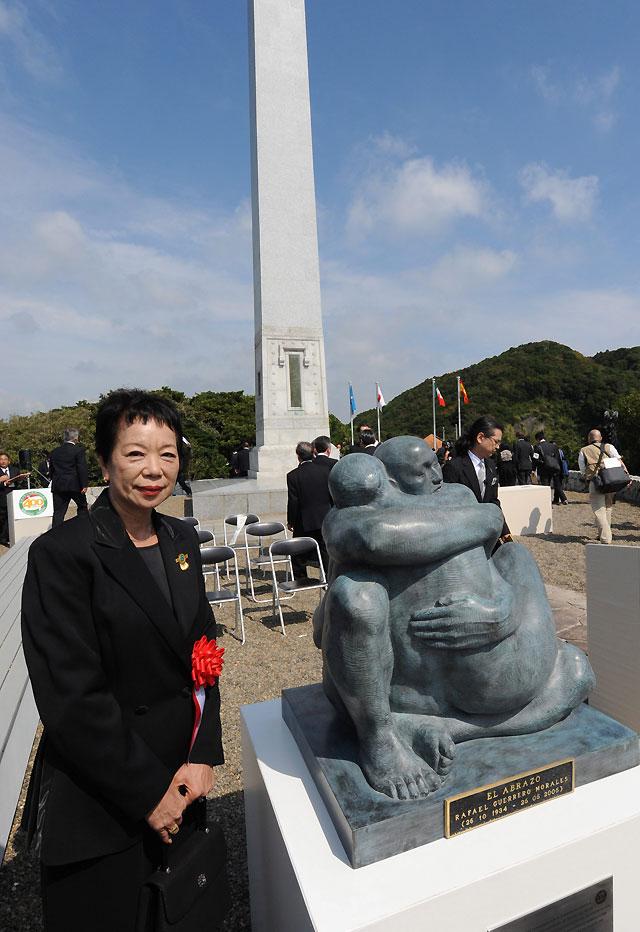 El abrazo mexico japon 400 años