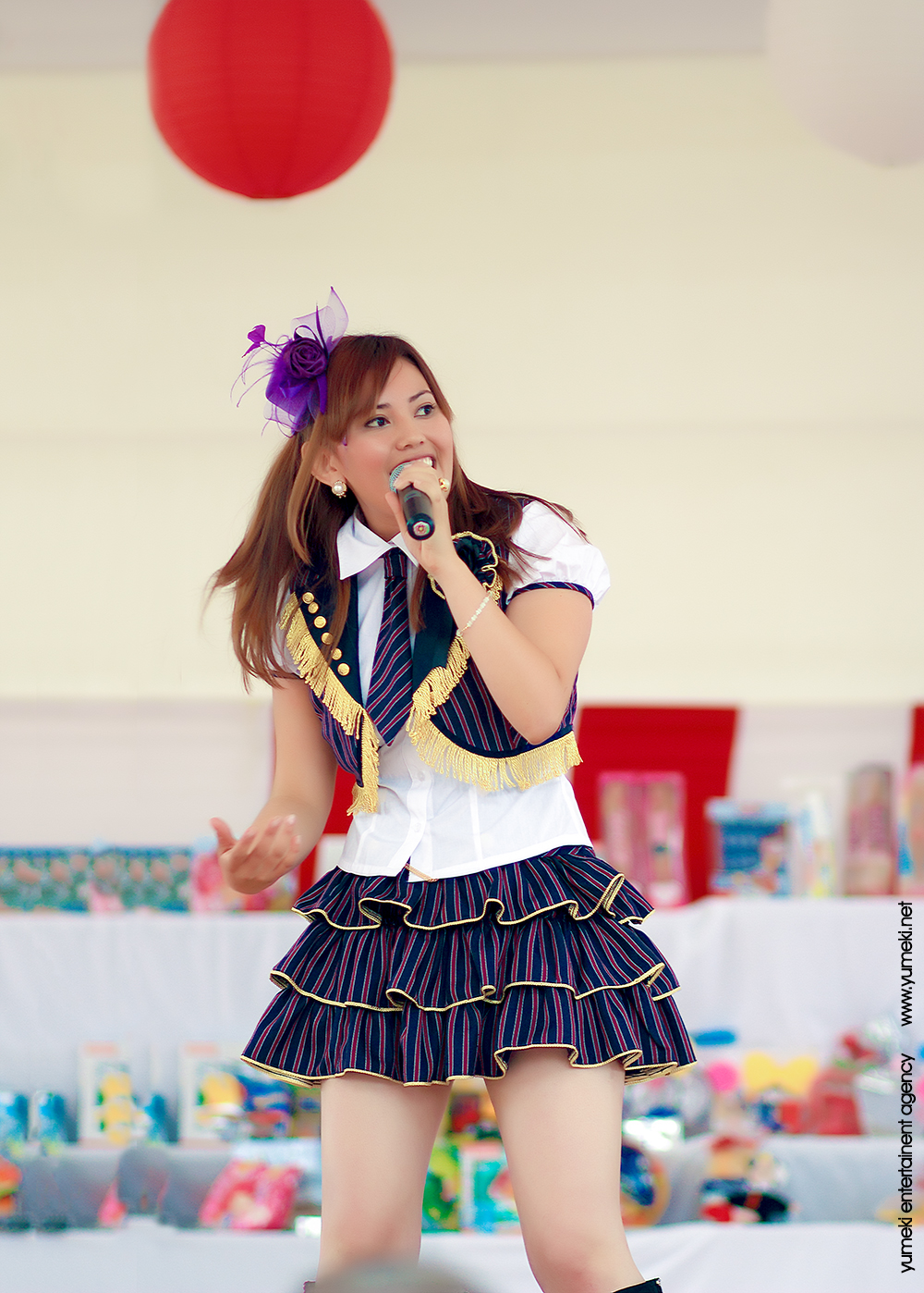 Yumeki Angels Live