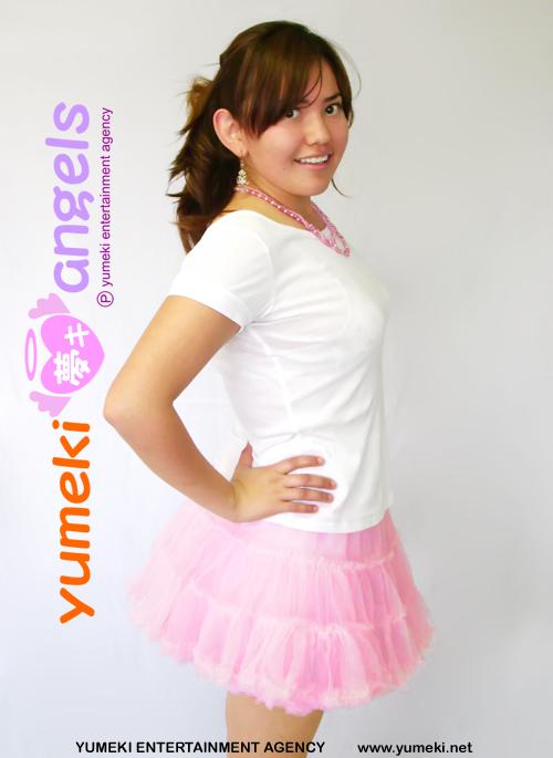Ingrid Yumeki Angels febrero 2010
