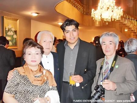 Hanasaki Tametsugi Masaru Matsudo Carlos Peralta Yumeki Entertainment yumekisan