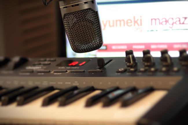 Yumeki studio audio