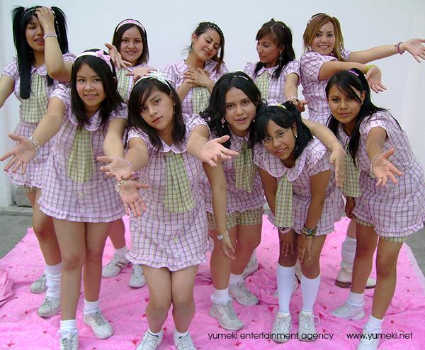 Yumeki Angels 2008