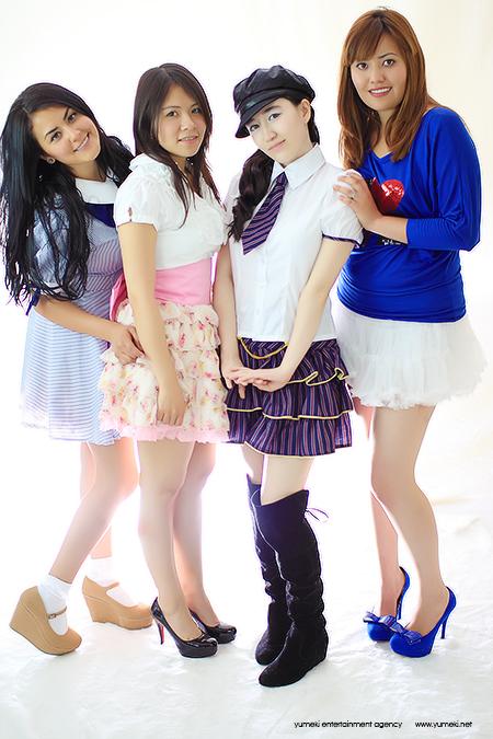 Yumeki Angels 2013