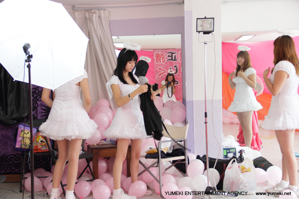 Yumeki Angels Agosto 2010