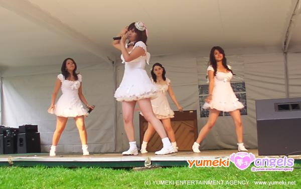 Yumeki Angels en Akimatsuri 2009