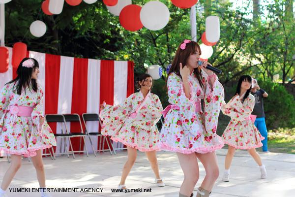 Yumeki Angels Akimatsuri 2010