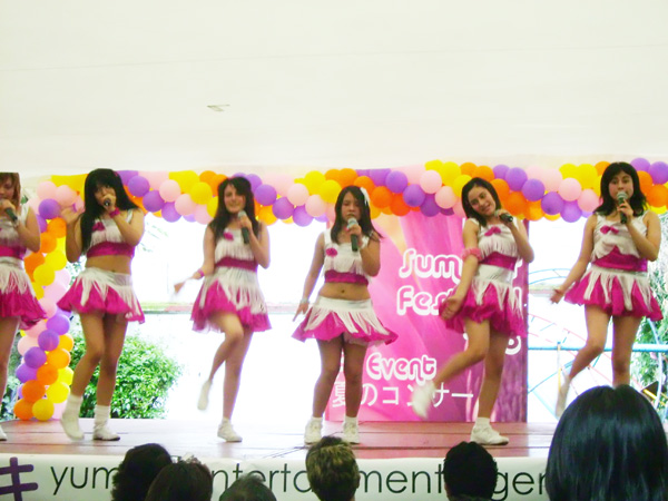 Yumeki Angels Idol Summer Festival 08