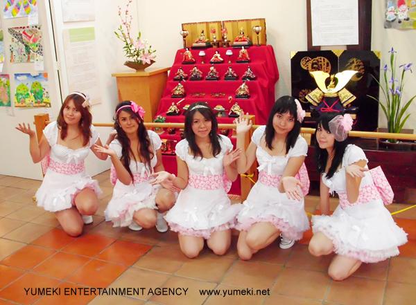 Yumeki Angels Kodomo no hi mayo 2010 Altar Hinamatsuri