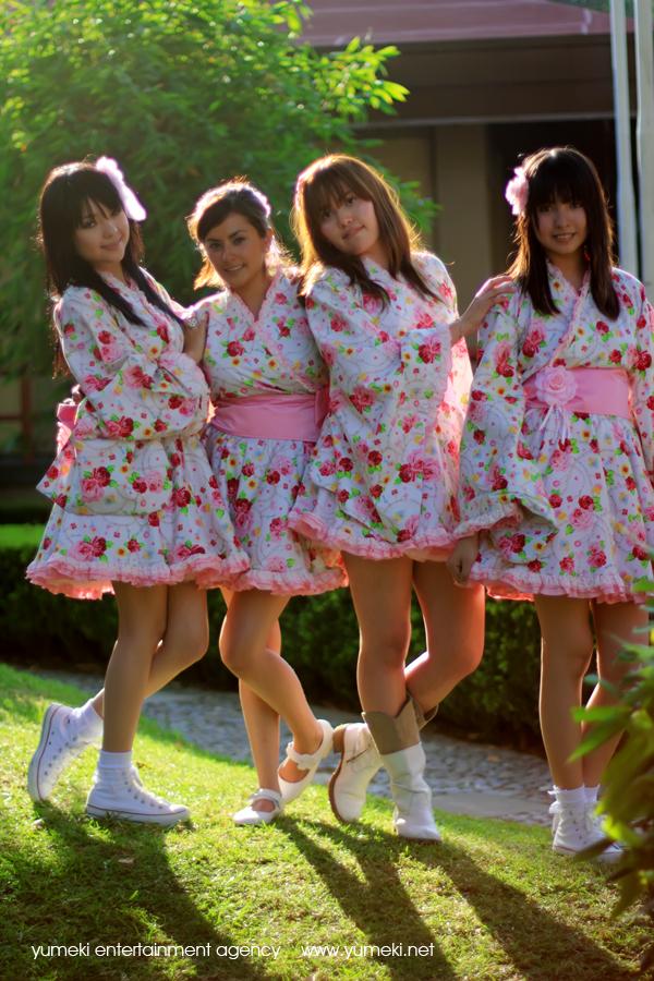 Yumeki Angels Poster Octubre 2010