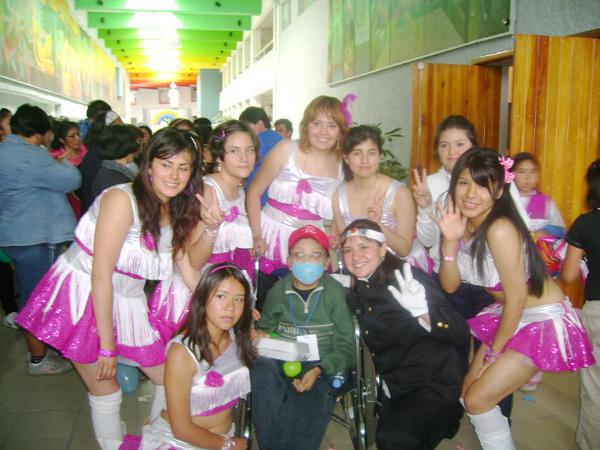 Yumeki Angels Campamento Unidos por la vida