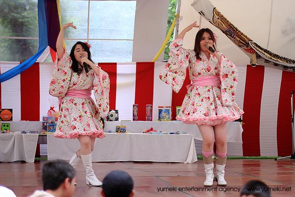 Yumeki Angels 2012